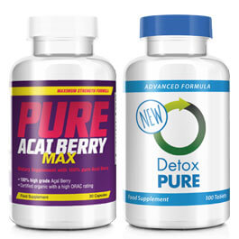 acai berry detox pure