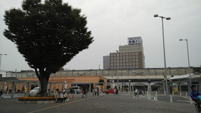 Kondisi kereta api Jepang