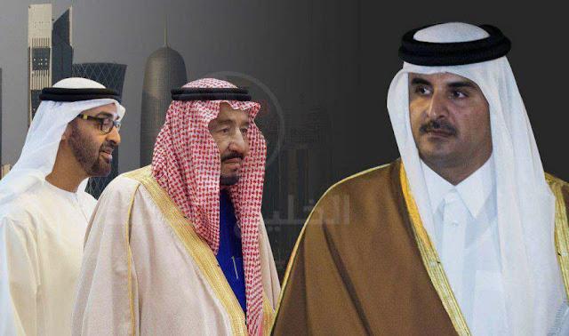 قطر-أمريكا-السعودية-الإمارات