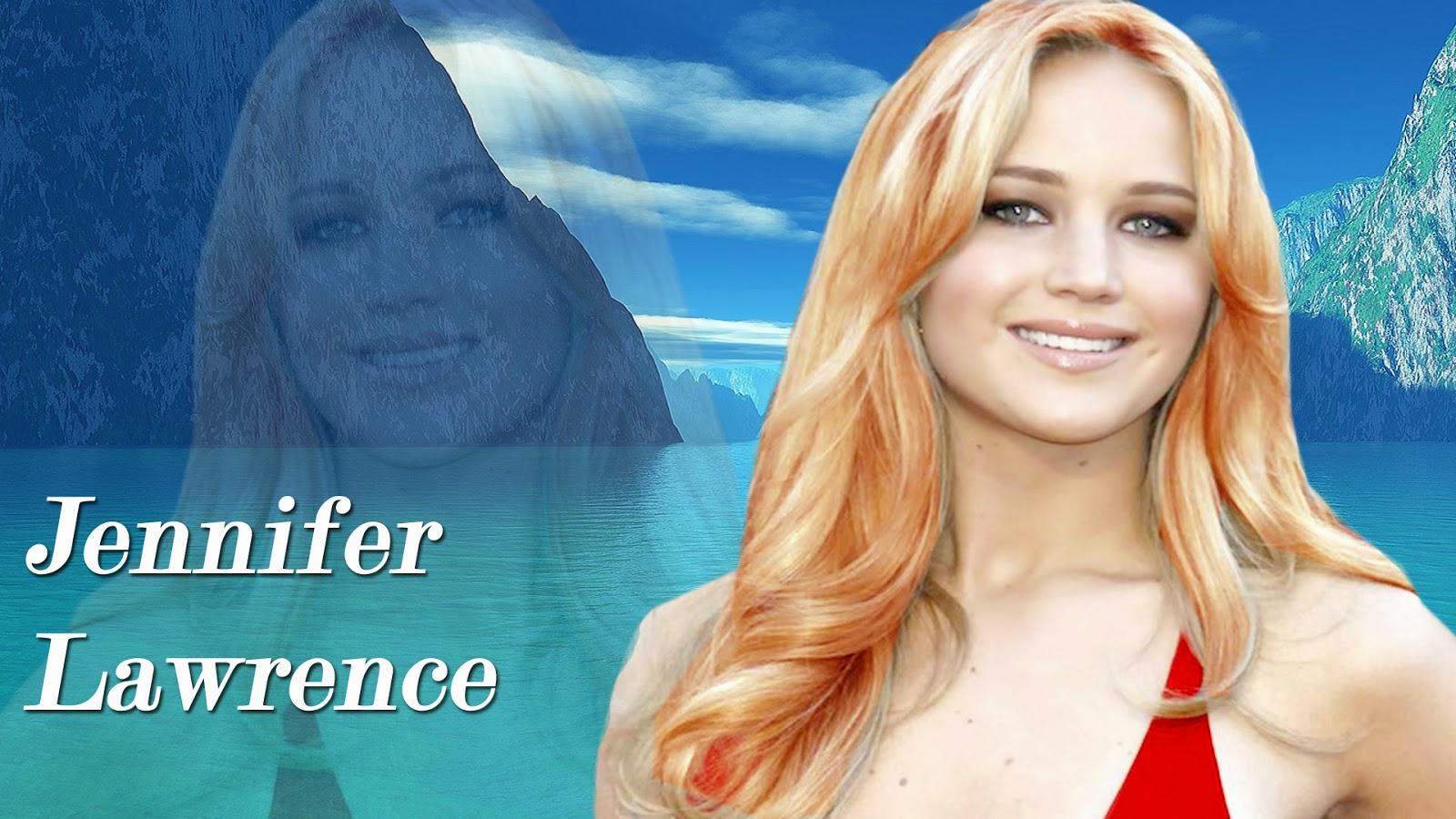 Celebrity Hd Wallpapers Jennifer Lawrence Hot Hd Images-8808
