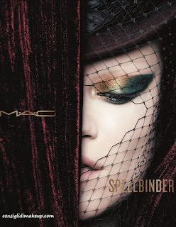 Preview: MAC ombretti metallici Spellbinder - Limited Edition Dicembre 2016