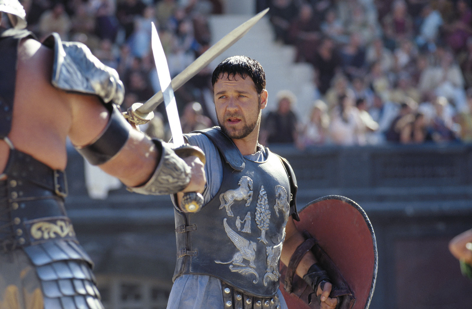 Gladiator Film Review Essay