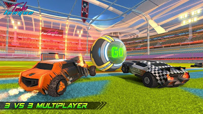 Turbo League MODUnlimited MOney All Car Unlocked VIP Full v1.3 Free Download Apk Terbaru