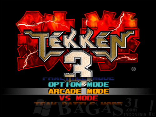 Game Tekken 3 + Emulator 2