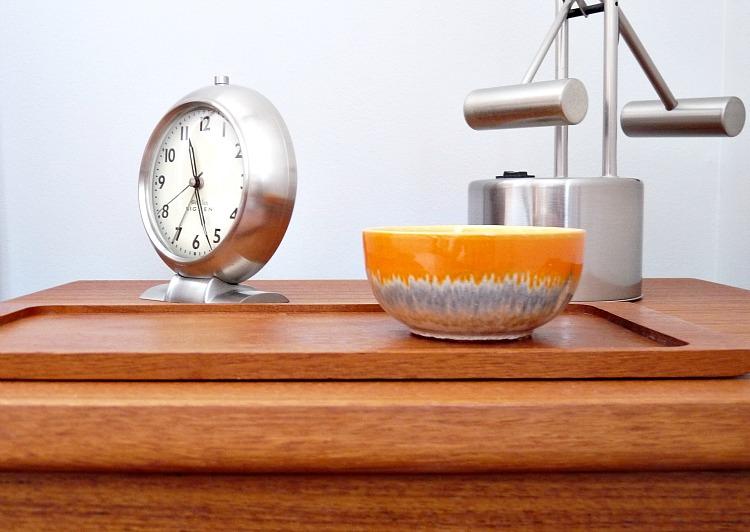 Teak tray refresh