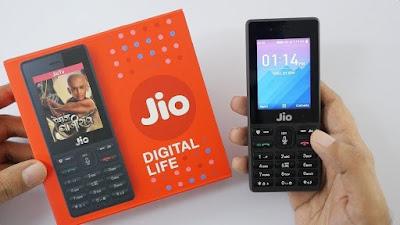 jio phone available on Amazon