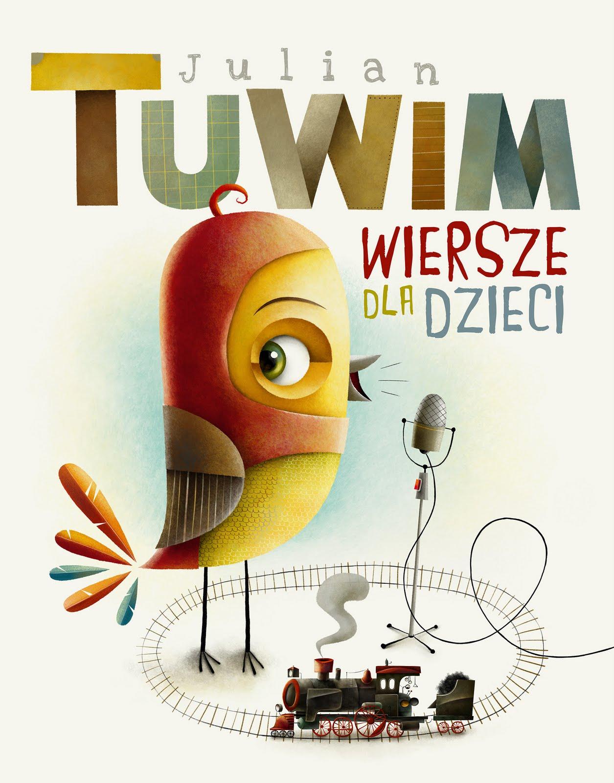 Poczytamy Wiersze Dla Dzieci Julian Tuwim