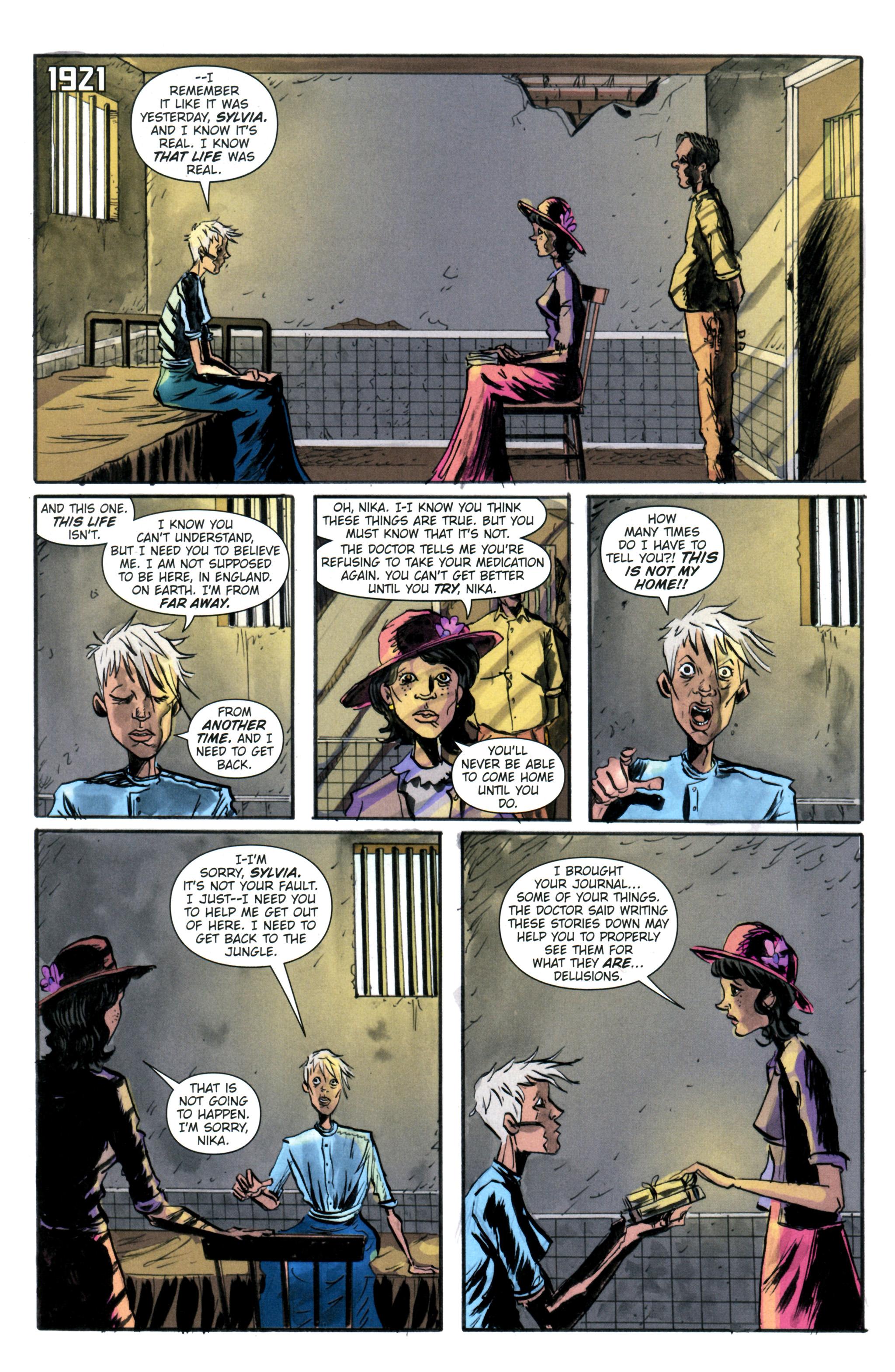 Read online Trillium comic -  Issue #6 - 7