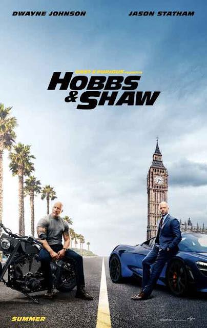 أقوى وأفضل أفلام 2019 المنتظرة بشدة فيلم hobbs and shaw