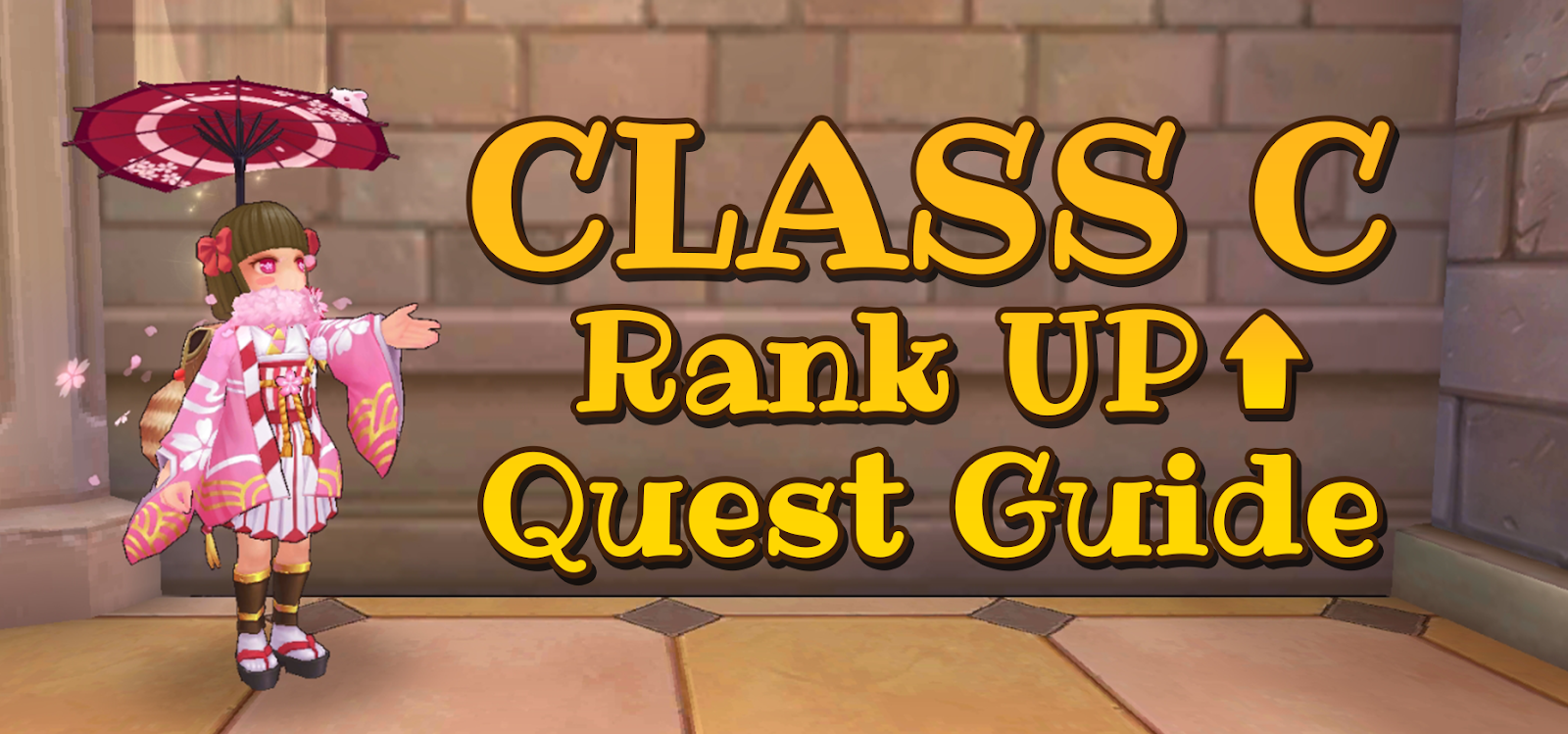 Ragnarok Mobile Adventurer Class C Rank Up Quest Guide