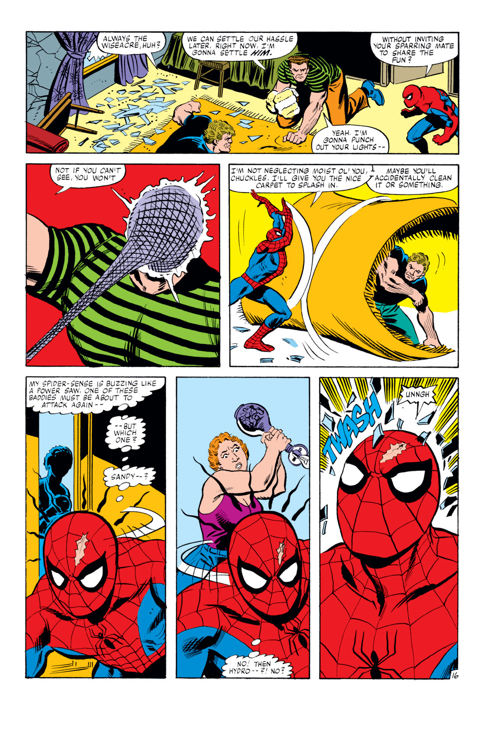 The Amazing Spider-Man (1963) 217 Page 16