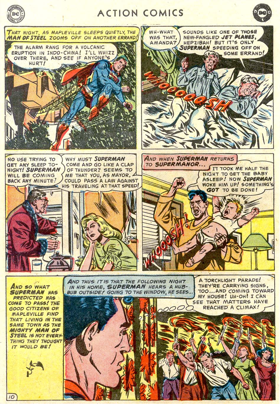 Read online Action Comics (1938) comic -  Issue #179 - 12
