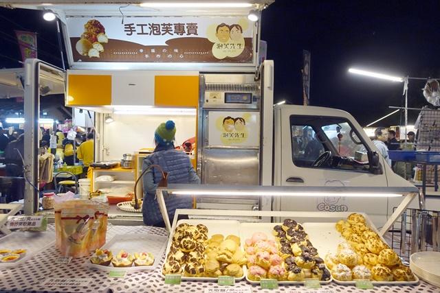 旱溪夜市~台中東區夜市素食