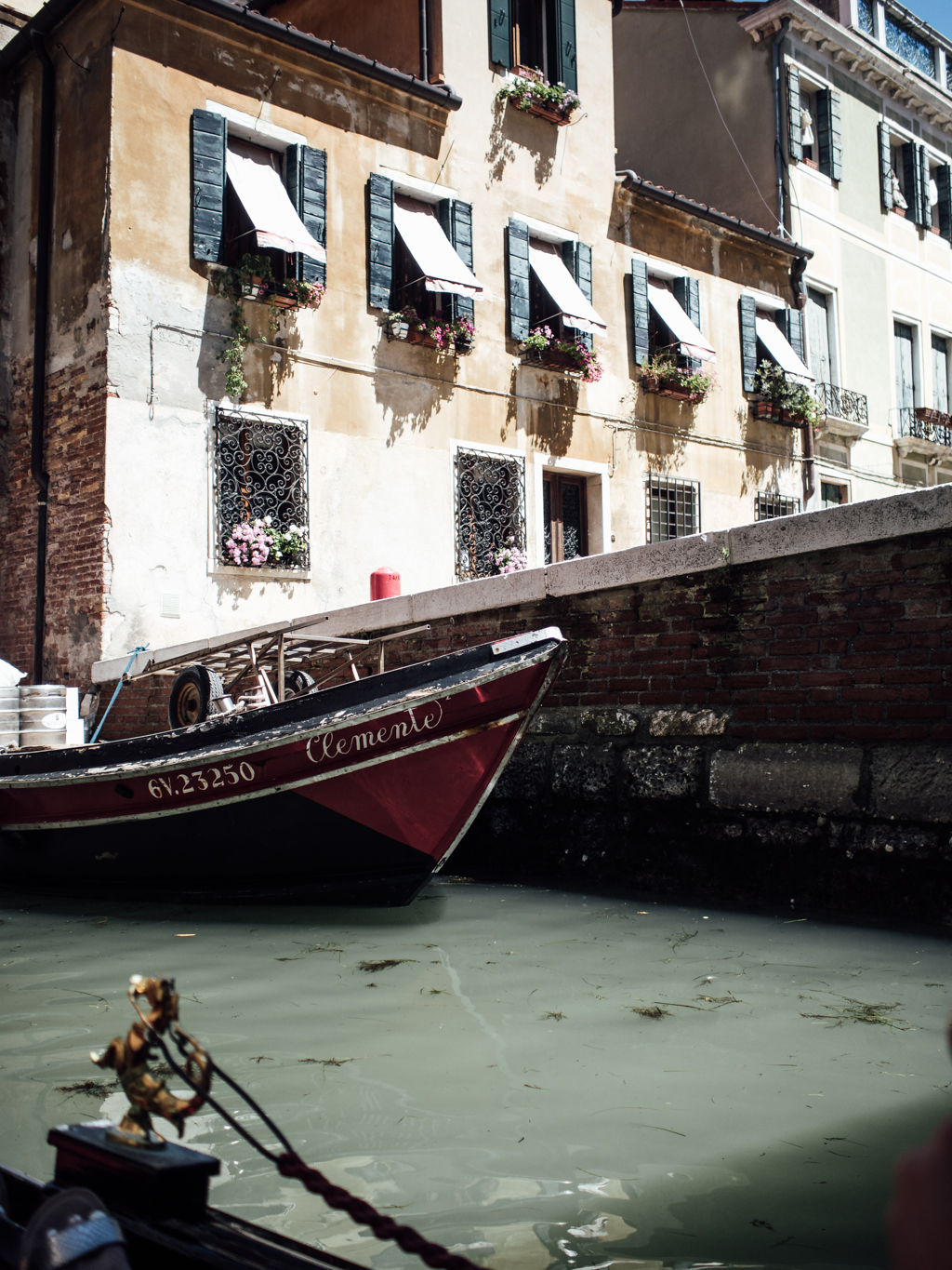 Venice Visual Diary - Gondola Living