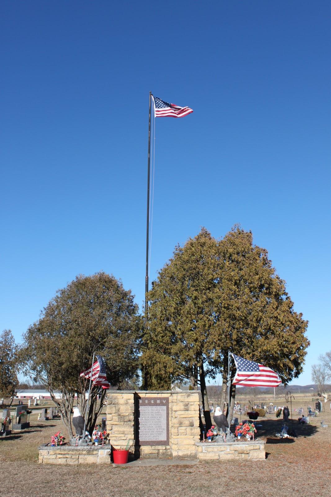 Wisconsin Historical Markers Arena Veterans Memorial