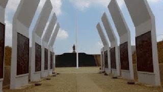 Monumen Jendral Sudirman Pakis Baru Nawangan Pacitan