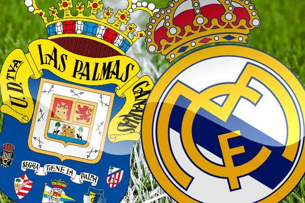 Las Palmas vs Real Madrid Full Match And Highlights