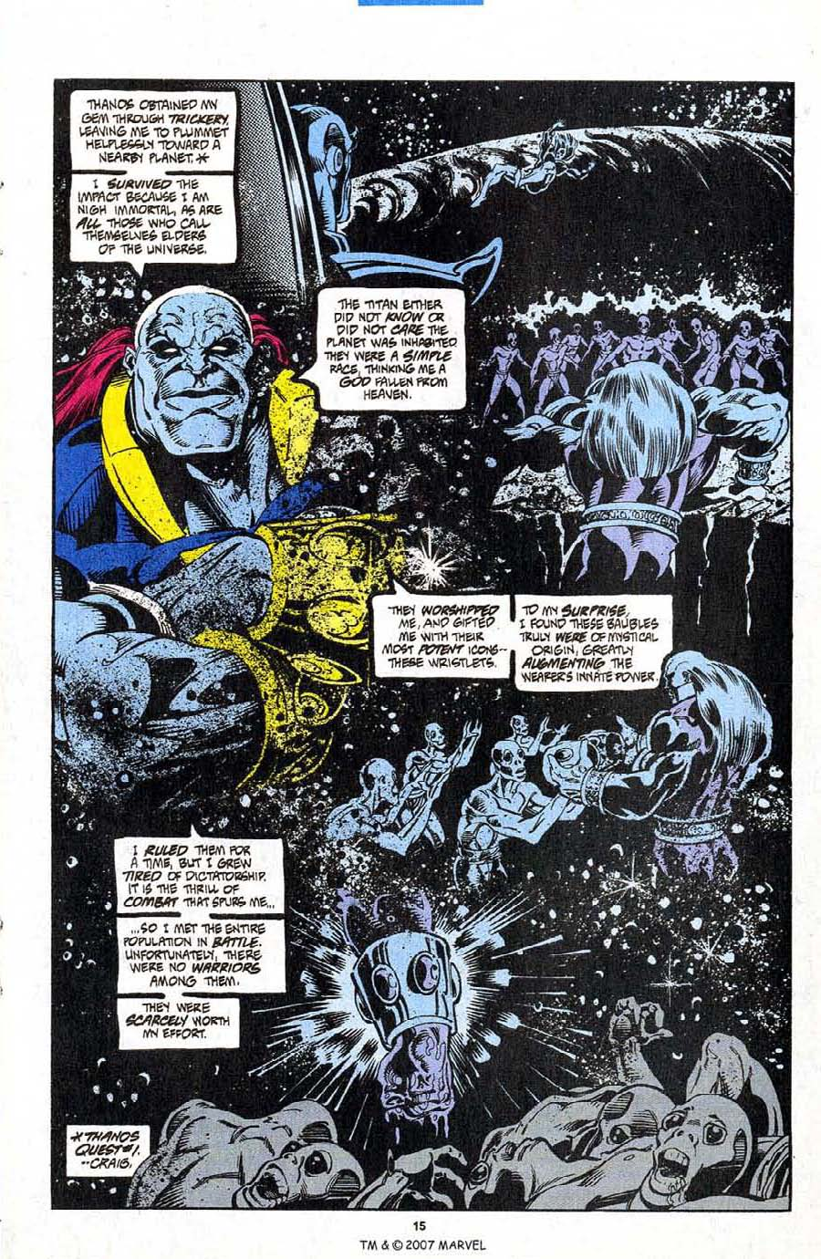 Read online Silver Surfer (1987) comic -  Issue #98 - 17