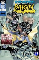 DC Renascimento: Batgirl e as Aves de Rapina #22