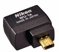 Nikon DX wireless adapter