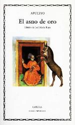 Portada del libro el asno de oro para descargar en pdf gratis