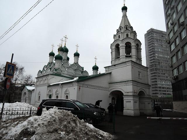 Церковь Симеона Столпника на Поварской