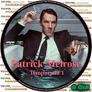 GALLETA - [SERIE TV] PATRICK MELROSE -  2018