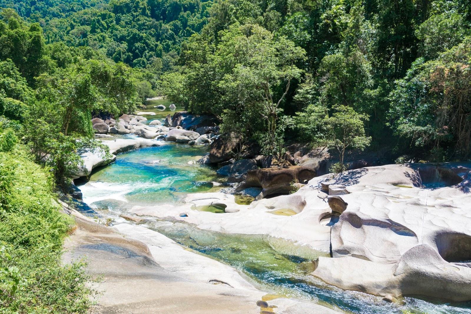 babinda boulders river