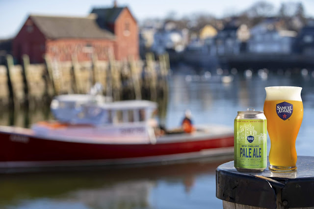 Samuel Adams Releases New England Pale Ale Nationwide