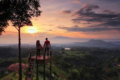 Rute Dan Lokasi Puntuk Geneng High Land Poncol Magetan