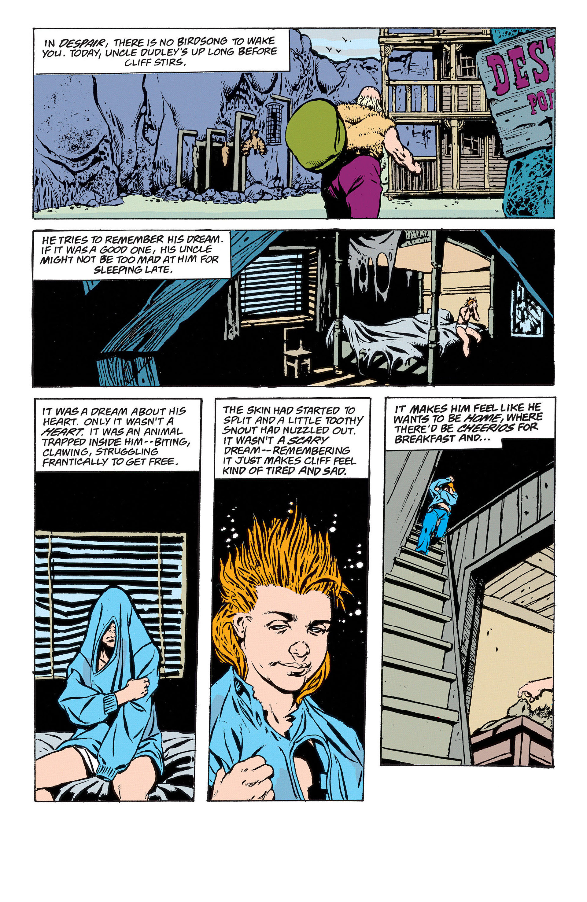 Read online Animal Man (1988) comic -  Issue #55 - 2