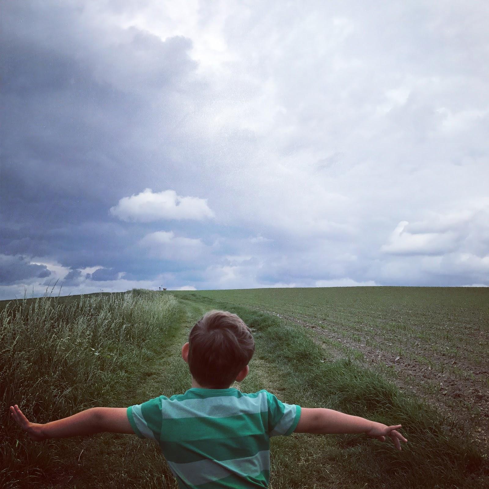 Momente In Denen Ich Die Zeit Anhalten Mochte Die Kinder Werden