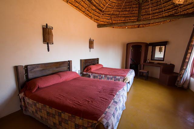 Alojamiento en Samburu Sopa Lodge
