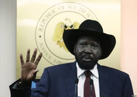 South Sudan's President, main rebel leader, agree to cease fire