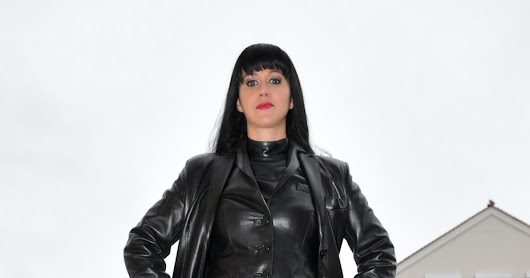Lady Anja Leather 6