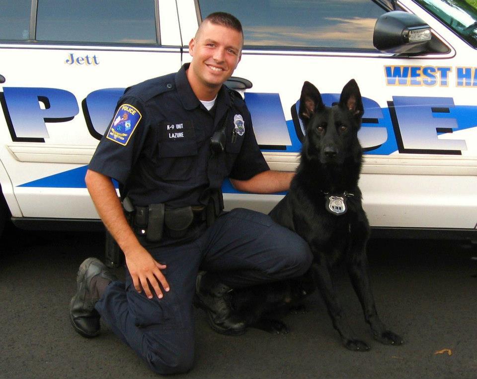 West Hartford CT Community Notes: West Hartford Police K9