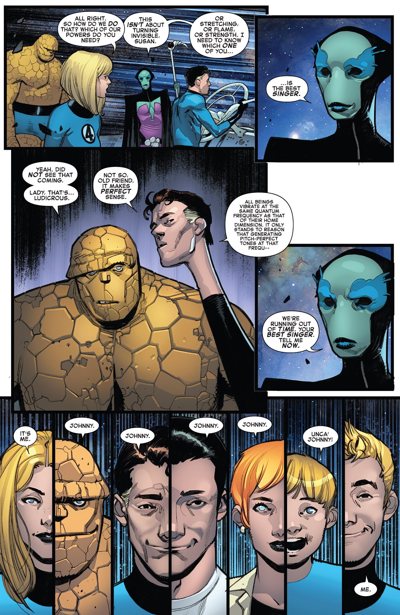 Fantastic Four (2018) #1 #16 - English 18