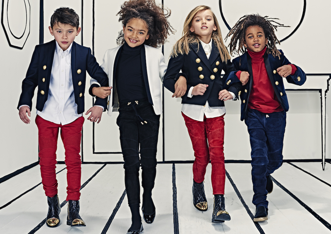 Balmain Kids Collection