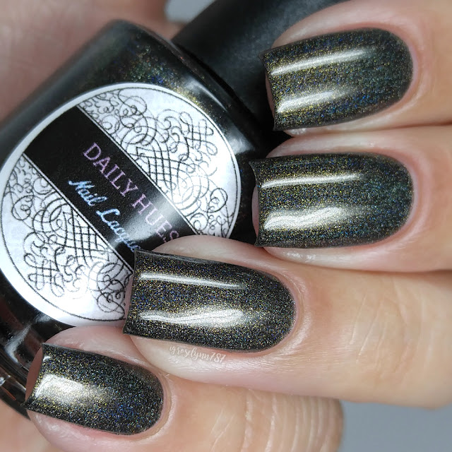 Daily Hues Lacquer - Hazel