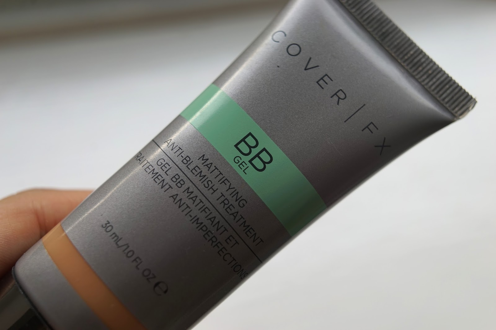 cover fx anti-blemish bb gel