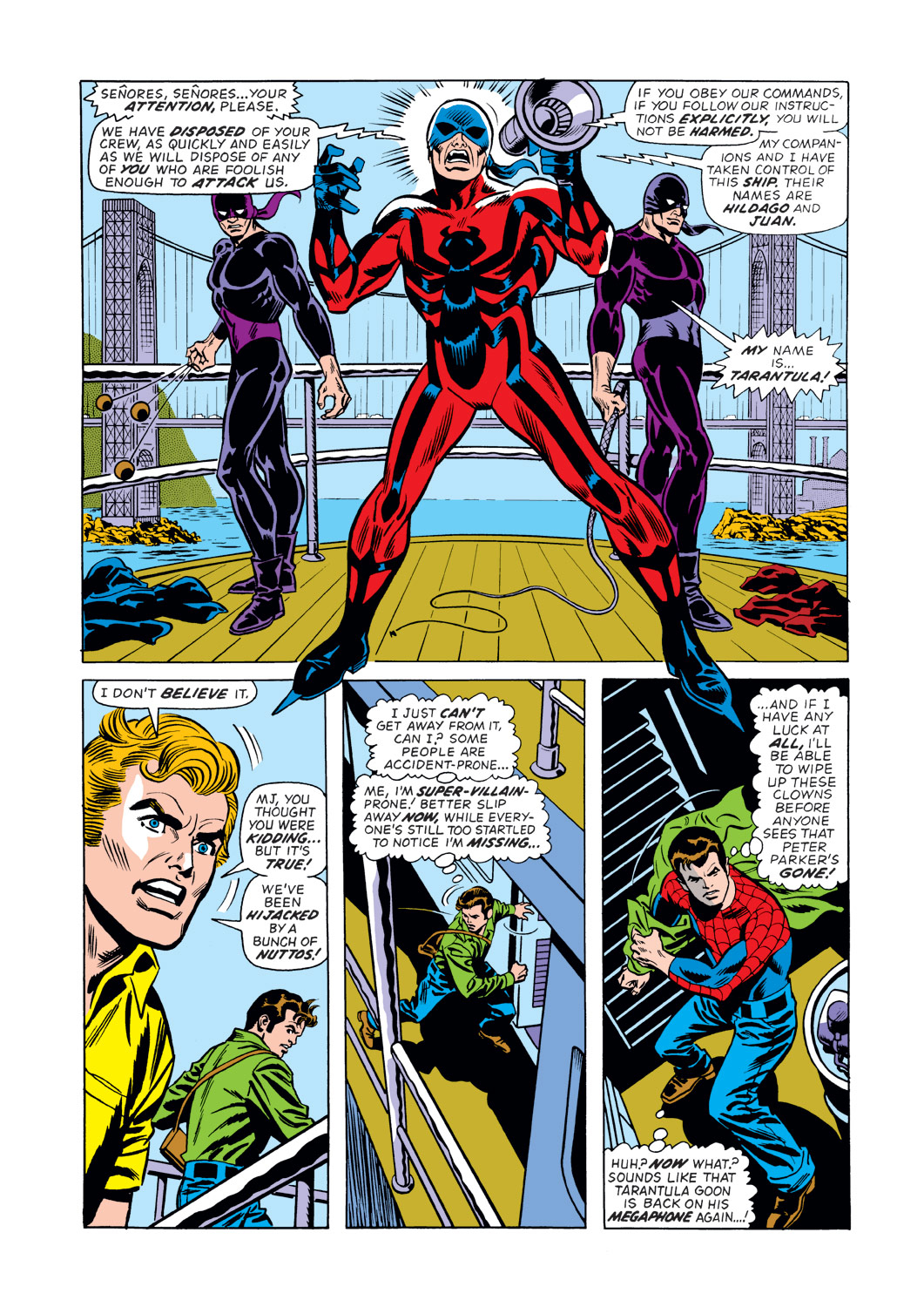 The Amazing Spider-Man (1963) 134 Page 6