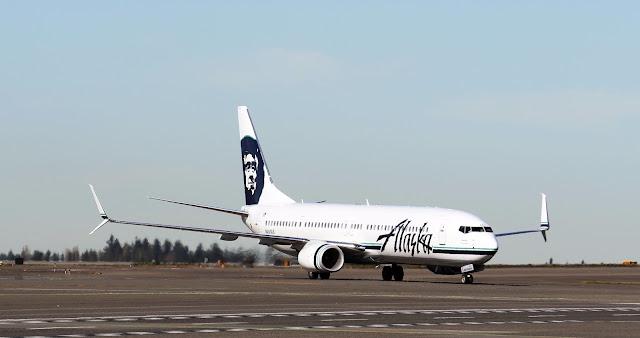 Boeing 737-900ER of Alaska Airlines