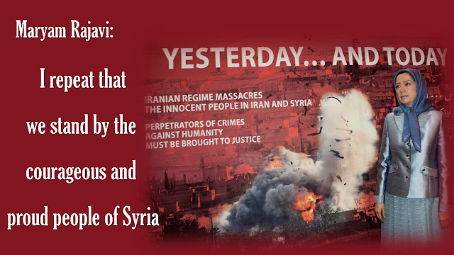 Maryam Rajavi: Call for Justice; Ending Impunity for Perpetrators of Crimes Against Humanity In Iran and Syria