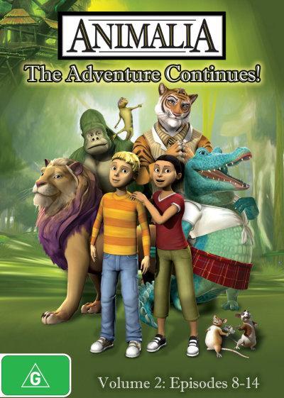 Animalia Desene animate Serial Minimax Sezonul 2 Episodul 1