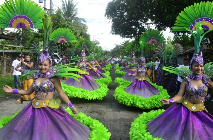 Pasalamat Festival (May)