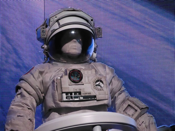 Gravity Astronaut film costume