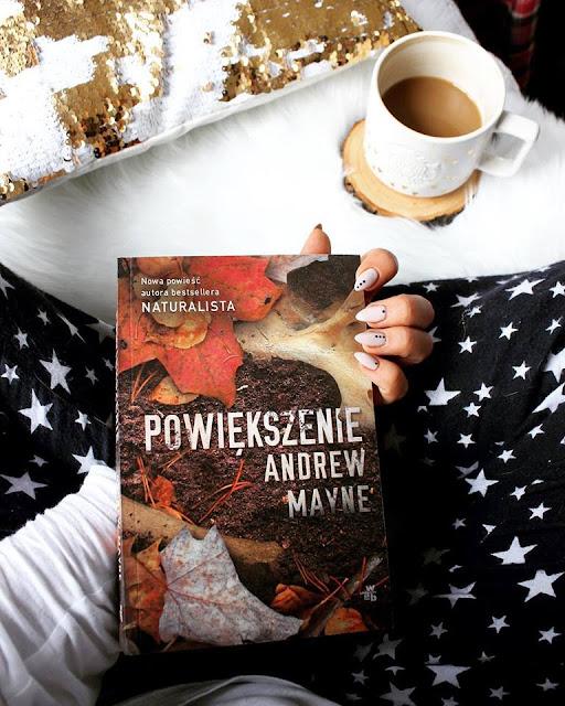Powiększenie - Andrew Mayne