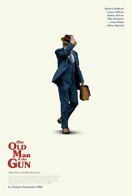 The Old Man & The Gun Redford