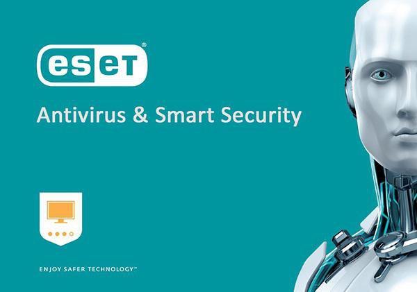 ESET NOD32 Antivirus/Smart Security