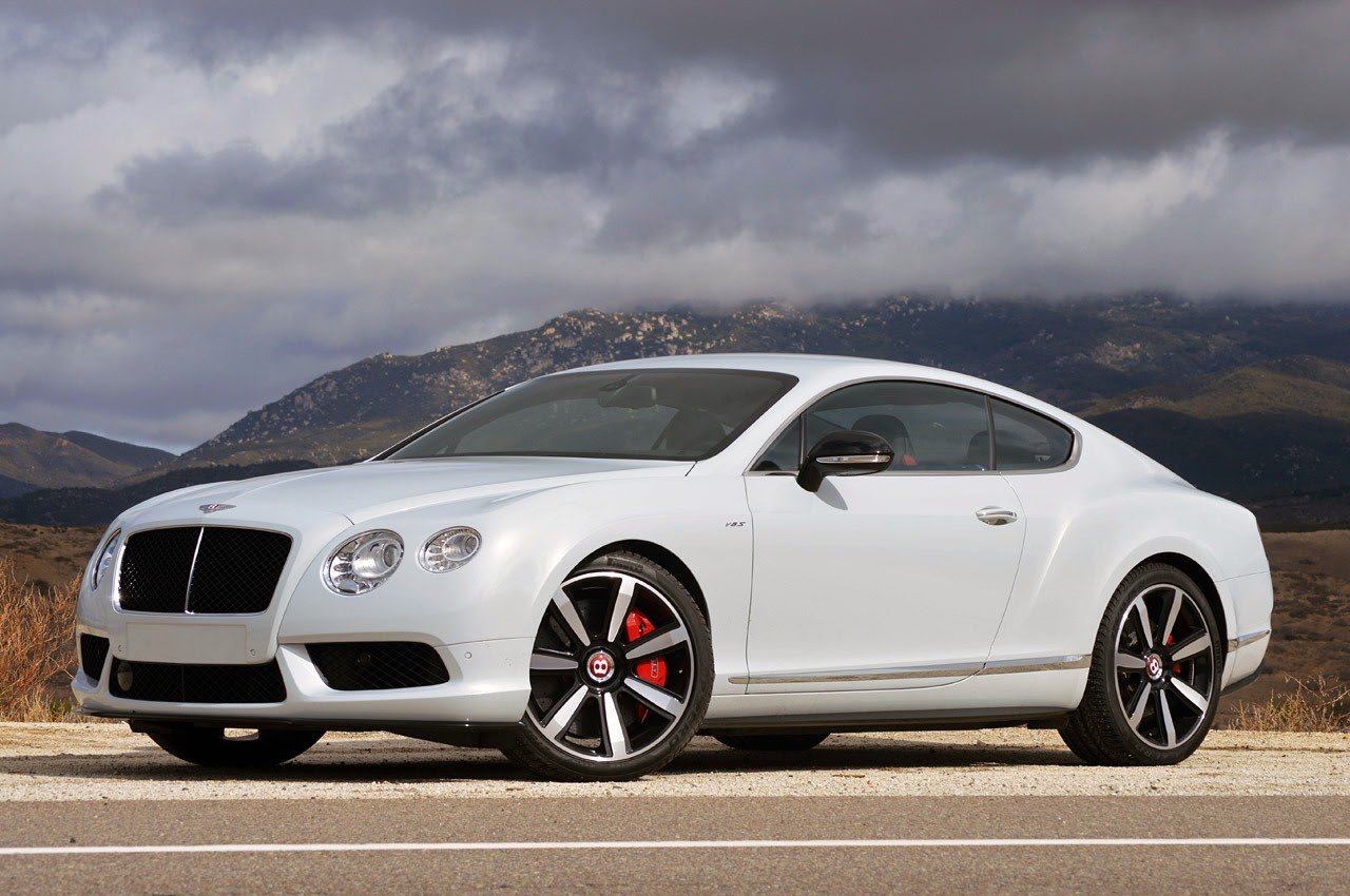 © Automotiveblogz: 2014 Bentley Continental GT V8 S: First